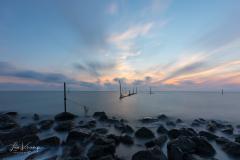 Sunrise IJsselmeer
