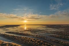 Sunset Tweede Maasvlakte