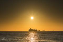 Sunset Maasvlakte 2