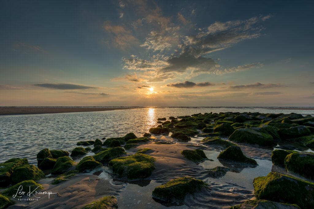 Zonsondergang Katwijk aan Zee
